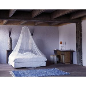 Tropicare Mosquito Net LW Bell Imp. 1-2Pers. (Farblos One Size) Insektenschutz